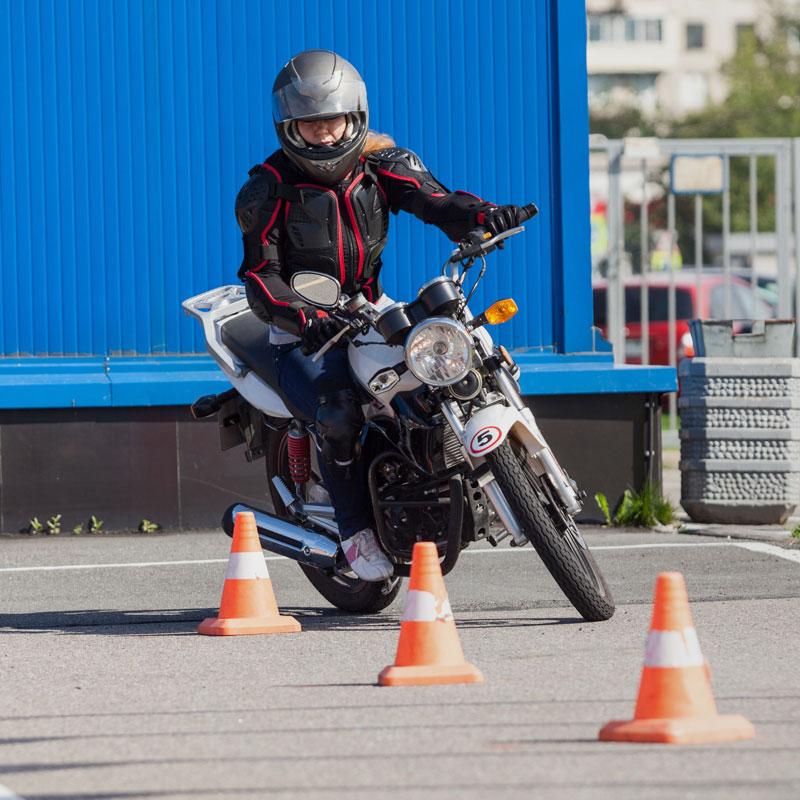 Motorbike licences